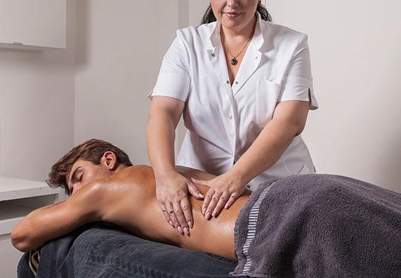 massages bij Bodyline